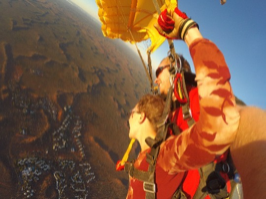 Fly up to skydive altitude passing right by Uluru (Ayers Rock) with views of Kata Tjuta (the Olgas), Mt. Connor and Lake Amadeus at sunset!
